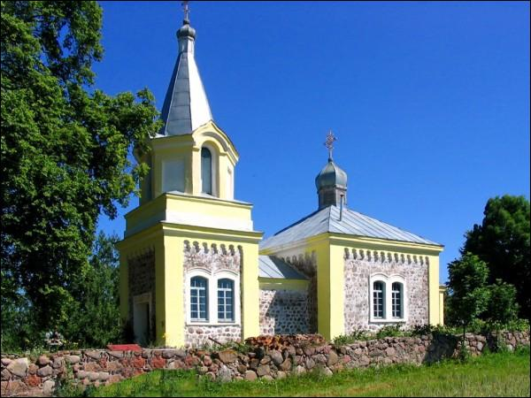 Храм Святителя Николая Чудотворца д.Турейск
