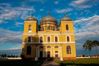 Храм Святителя Николая Чудотворца д.Дубно (1844)