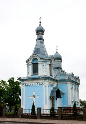 Храм Святого Архангела Михаила г.Щучин (1865)