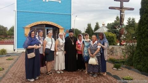 Воспоминания участниц паломничества по маршруту Хмелево-Брест