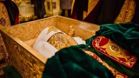 Как нашли мощи патриарха Тихона?