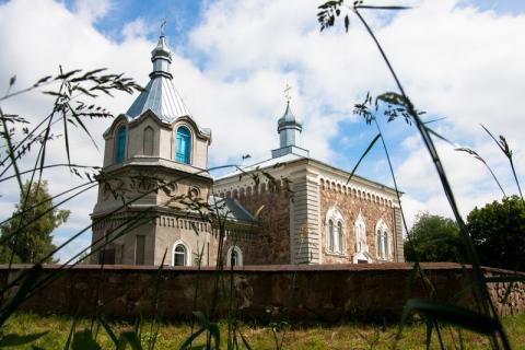 Храм Святителя Николая Чудотворца д.Нароши (1879)