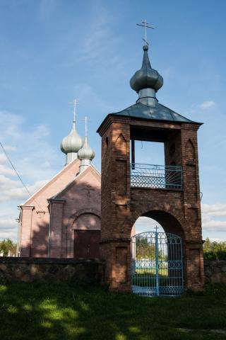 Храм Воздвижения Креста Господня д.Грицевичи