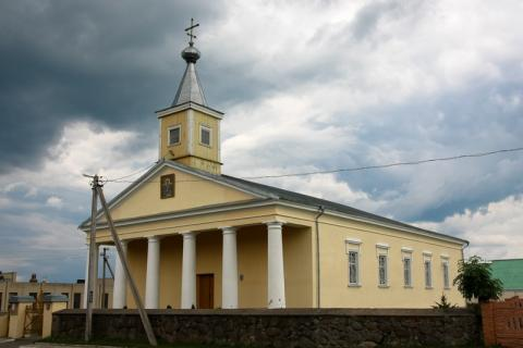 Храм святого благоверного князя Александра Невского д.Вертелишки