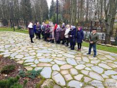 Прихожане храма агрогородка Коптевка посетили святыни Минска