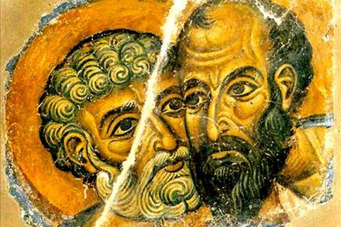 Путешествия Петра и Павла
