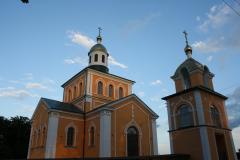 Храм Святителя Николая Чудотворца г.п.Берестовица