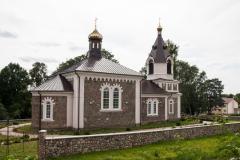 Храм во имя св. Димитрия Солунского аг.Малая Берестовица