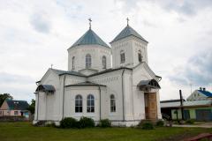 Храм Рождества Иоанна Предтечи д.Лунно
