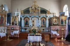 Храм святителя Николая Чудотворца д.Пески