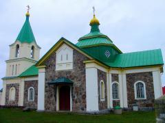 Храм Преображения Господня г.п.Острино (1865)