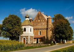 Храм святого Архангела Михаила д.Сынковичи (1407)
