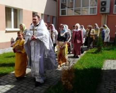 26 мая 2013г. Мероприятия в храме святителя Луки