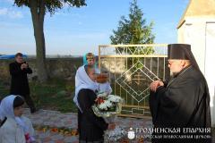 Архиепископ Артемий совершил литургию в храме деревни Колонтаи