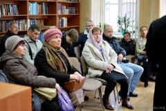 Прихожанам Покровского собора представили новинки библиотеки