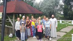 Прихожане храма поселка Вороново совершили паломничество в Жировичи и Сынковичи