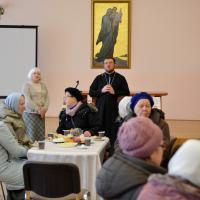 "Выставка ""З верай у жыццё і людзей"" открылась в актовом зале Покровского собора"